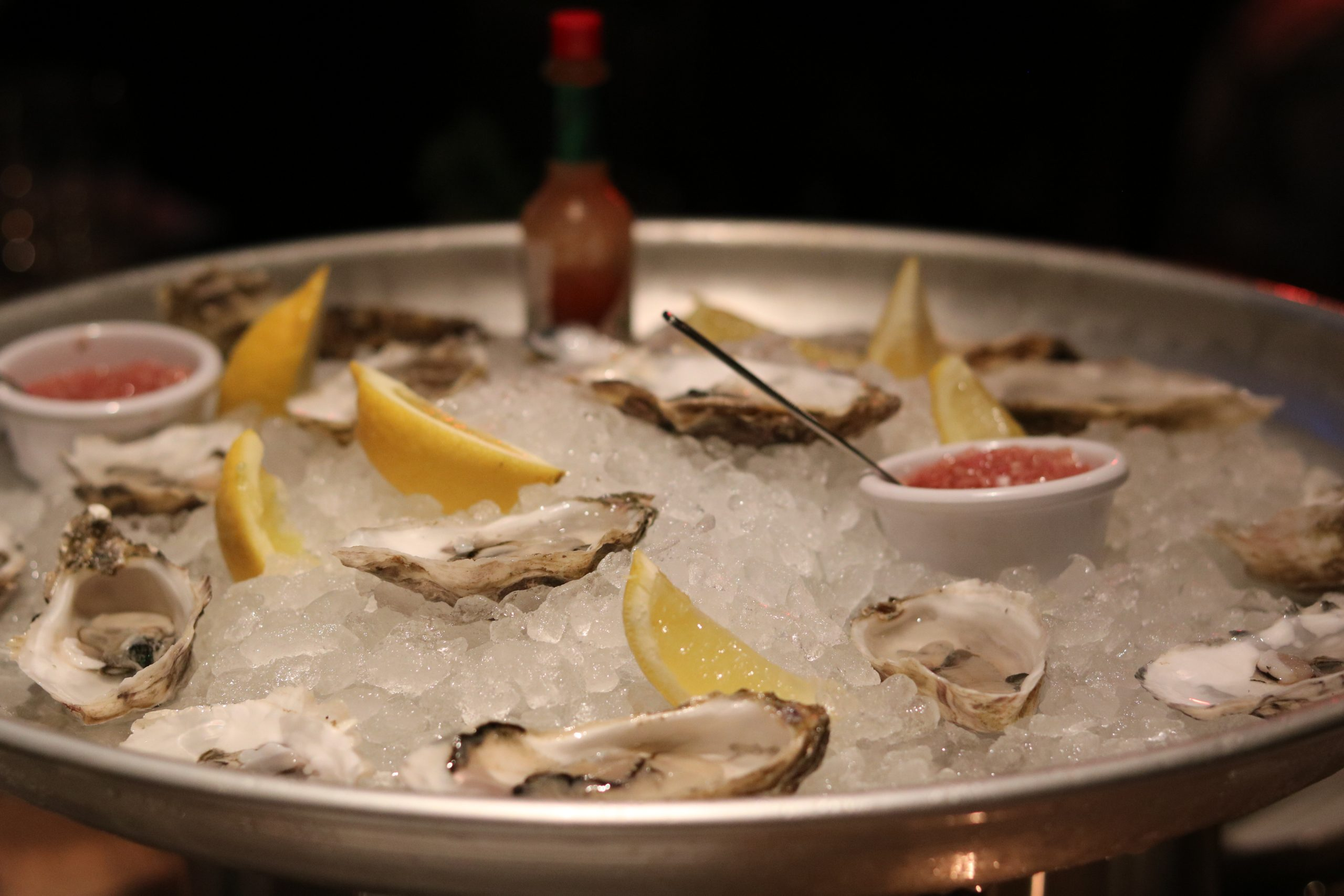 Jersey Rock Oysters