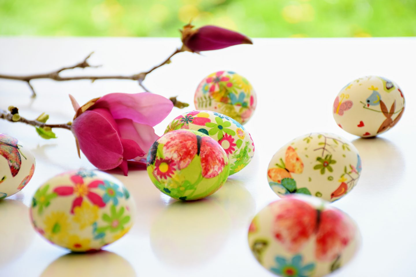 How to enjoy Easter at home – 6 fun ideas from Easter Egg Hunts, recipes and more!